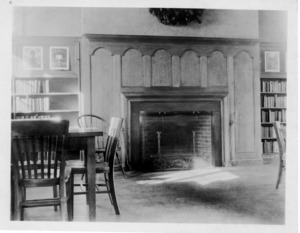 East Branch Library, interior view.