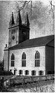 First Parish Church (Unitarian).