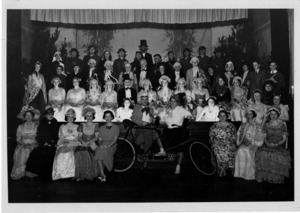 St. John's United Methodist Church, 100th Anniversary pageant, 1936.