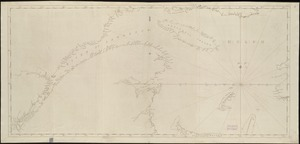 [Chart of the gulf and river of St. Lawrence]