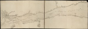 [The St. Lawrence River from the Chaudiere River to Pointe aux Coques]