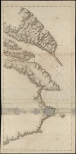 Harbour and bay of Gaspee