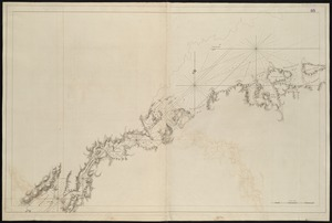 [A chart of New York Island & North River