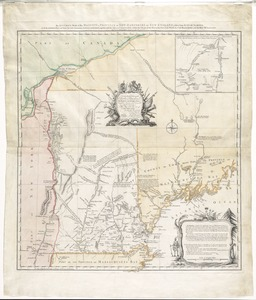 An accurate map of His Majesty's province of New-Hampshire in New England