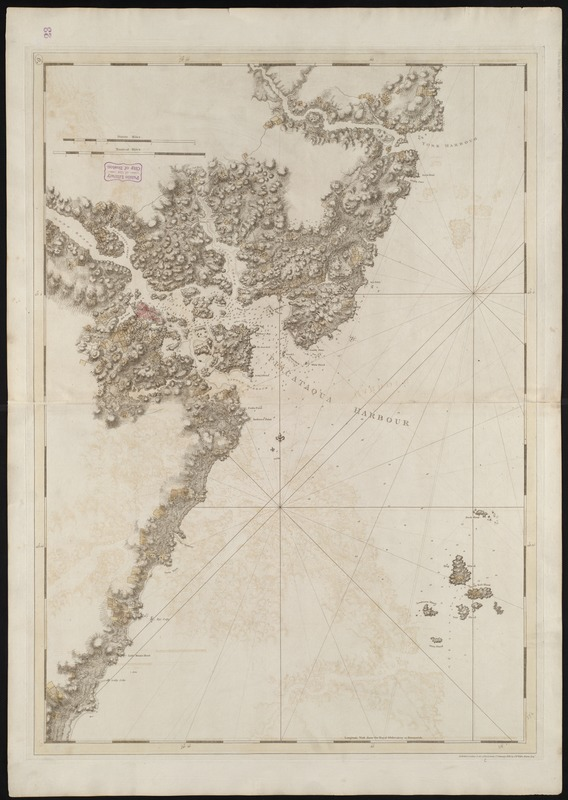 [Coast of New England from York Harbor to North Beach]
