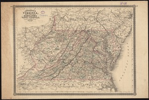 Johnson's Virginia, Delaware, Maryland & West Virginia