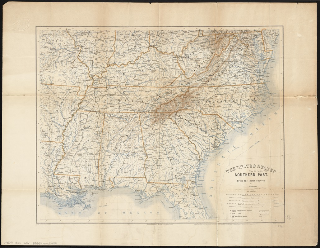 The United States southern part