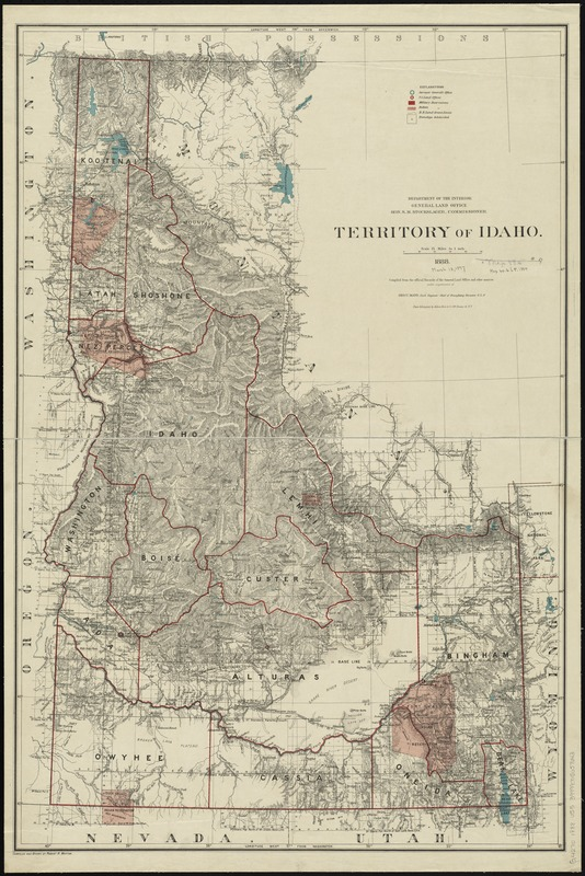 Territory of Idaho