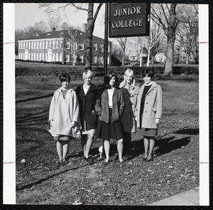 General student life 1951-1971