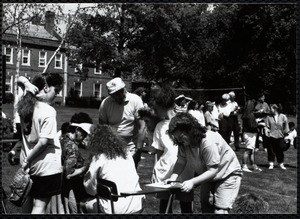 Campus Day May, 1991