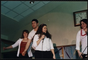 Karaoke unplugged 2001