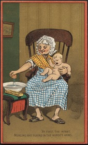 "Dobbins Electric Soap - ""At first, the infant, mewling and puking in the nurse's arms;"