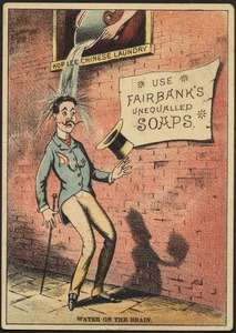 Fairbank's - Git out, we use nothing but Fairbank's soaps