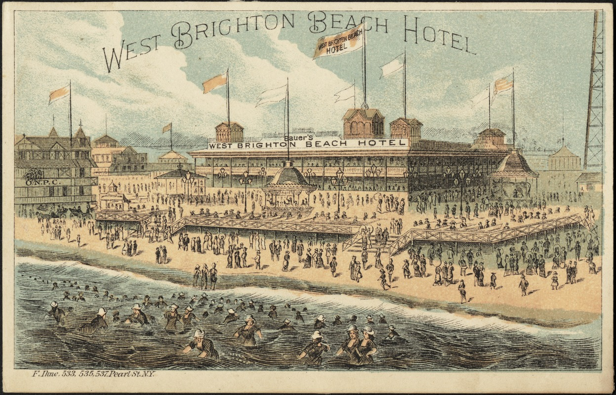 West Brighton Beach Hotel