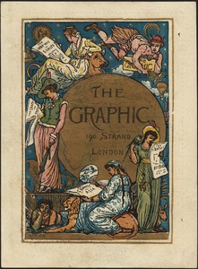 The Graphic, 190 Strand London