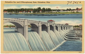 Columbus Zoo and O'Shaughnessy Dam, Columbus, Ohio