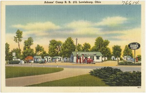 Adam's Camp R. R. #2, Lewisburg, Ohio