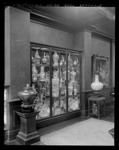 Blantyre: interior/china ware collection