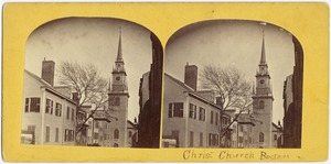 Christ Church, Boston