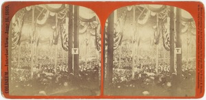 Coliseum--interior View. June 16, 1869