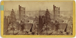 Boston Fire, 1872