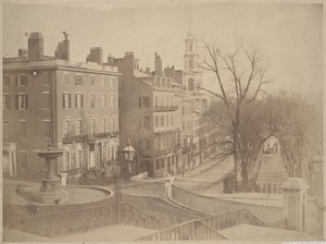 Park Street, about 1860