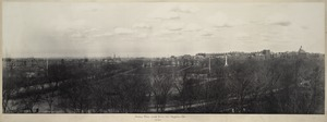 Boston. View north from 132 Boylston St. 1898