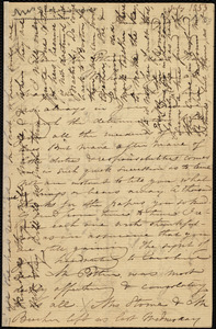 Letter from Maria Weston Chapman, Paris, [France], to John Bishop Estlin and Mary Anne Estlin, July 4th, [1853]