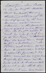 Notes pertaining to Harriet Martineau by Maria Weston Chapman, [Not before 1876 June 27]