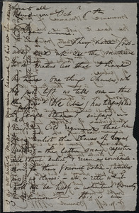 Letter from Maria Weston Chapman to Anne Greene Chapman Dicey, Oct. 6th, [1863?]