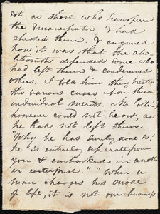 Partial letter from Maria Weston Chapman, [1844?]
