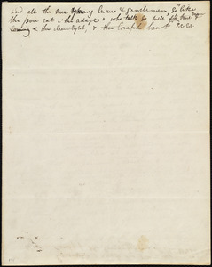Rough draft of an essay on Ralph Waldo Emerson by Maria Weston Chapman, [not before 1 Aug. 1844]