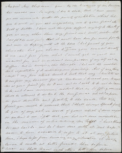 Letter from Frederick Douglass, London, [England], to Maria Weston Chapman, 18 Aug. 1846