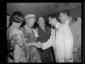 Eleanor Roosevelt at the Chicago convention