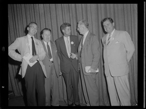 JFK at the Chicago convention