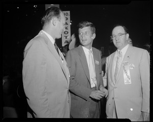 JFK at the Democratic National Convention in Chicago