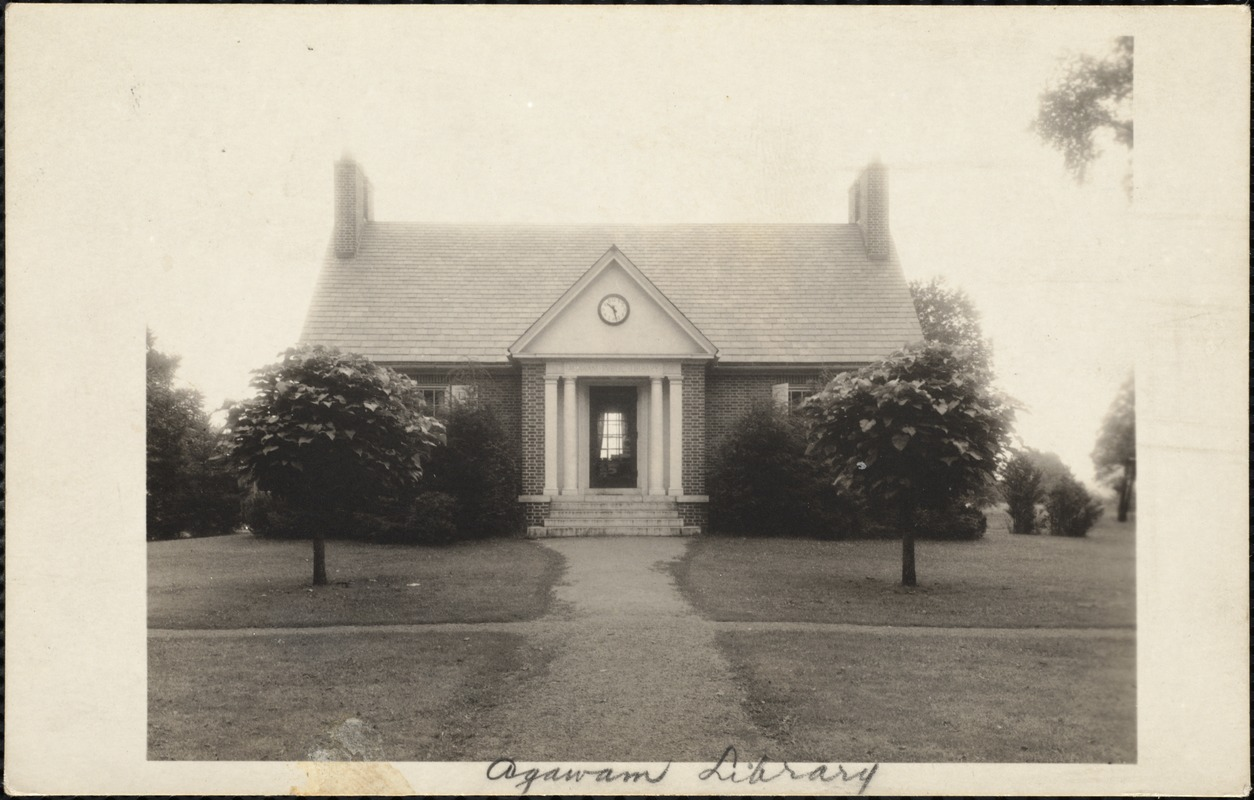 Agawam Library