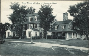 Jones Memorial Library, Amherst, Mass.