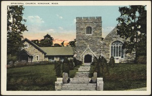 Episcopal Church, Hingham, Mass.