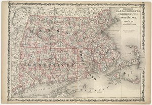 Johnson's Massachusetts Connecticut and Rhode Island