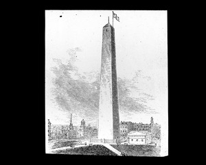 Bunker Hill Monument, Charlestown, MA