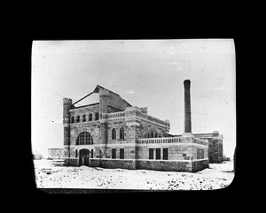Pumping station, Old Harbor Point