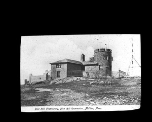 Observatory, Great Blue Hill