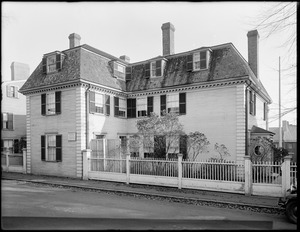 Sargent-Murray Gilman House, Middle Street, Gloucester, Mass.