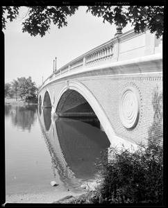 Bridge over Charles at Harvard