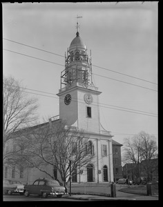 Codman Square, White Church, 2nd oldest in Dorchester