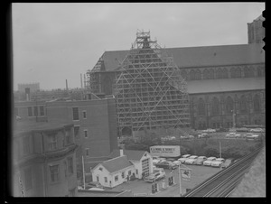 Cathedral of the Holy Cross overhauled before winter, South End