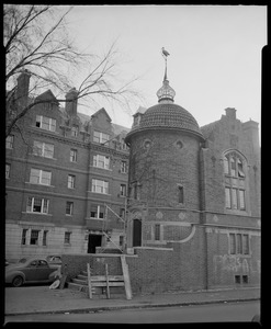 Harvard lampoon building, Cambridge