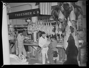 Faneuil Hall meat market