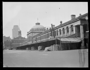 South Market Street, Quincy Market & Faneuil Hall